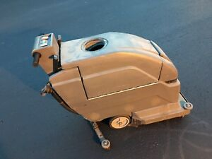 Used Ses 2001 Disk 20 Floor Scrubber With Xtreme Recovery Squeegee System