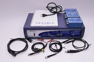 Venable Instruments 3225 Fra 25mhz 2 channel Frequency Response Analyzer