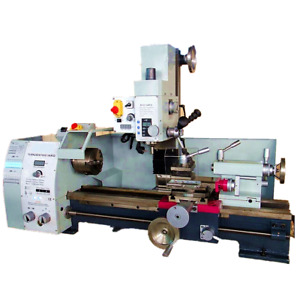 Multifunctional Lathe Mill Drilling Combo Machine Mft280 Ship To Usa To Door
