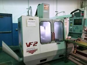 Haas Vf 2b Cnc Vertical Machining Center W 10 000 Rpm Spindle