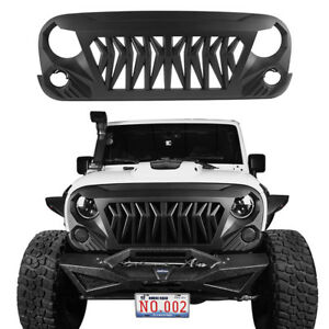 Gladiator 2nd Gen Grille Replacement Cover Rack For Jeep Wrangler Jk 2007 2018