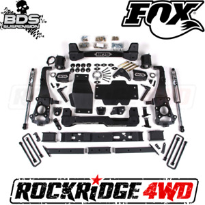 Bds Suspension 6 Ifs Lift System Kit For 2019 Ford Ranger W Fox Ifp Shocks