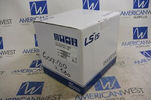 5 Hp 3 Phase 480 Volt Vfd Variable Frequency Drive 9a Ls Lslv0040g100 4e0fn New