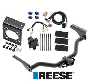 Reese Trailer Tow Hitch For 13 19 Pathfinder Qx60 W 7 way Rv Wiring