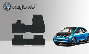 Toughpro Floor Mats Black For Bmw I3 All Weather Custom Fit 2014 2020