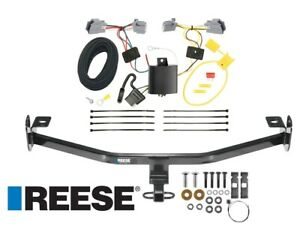 Reese Trailer Tow Hitch For 12 18 Ford Ford Focus W Wiring Harness Kit