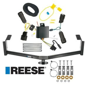 Reese Trailer Tow Hitch For 13 20 Ford Fusion W Wiring Harness Kit