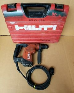 Hilti Te 6 s Corded Rotary Hammer Drill With Hard Case