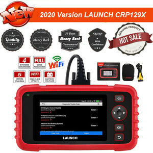 2021 New Launch X431 Crp129x Obdii Scanner Abs Airbag Engine At Diagnostic Tool