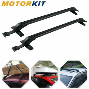 Aluminum Alloy Car Top Cargo Luggage Snowboard Roof Rack For Honda Civic 06 20