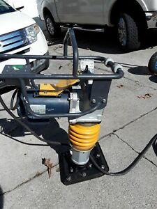 Packer Brothers Electric Compactor Packer Tamp Jumping Jack