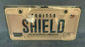Photo Shield License Plate Cover No More Traffic Camera Tickets
