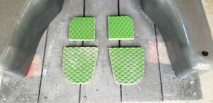 Vibration Damping Feet Pads For Hobart Mixer M802 80qt Or V1401 140qt