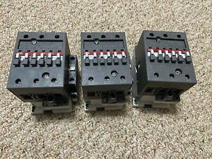 Abb Contactor Ae75 30 690v 40kw 24vdc Coil