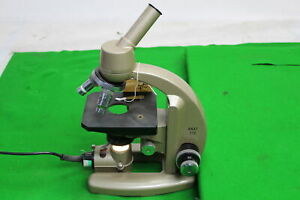 Vickers Instruments Microscope M14 2 Patent No 877813 In Great Working Condition