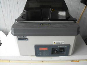 Isotemp 210 Digital Water Bath Fisher Scientific Tested Working Free Shipping