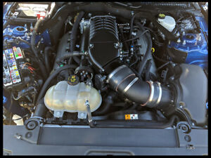 2015 2017 Whipple 2 9l Supercharged Ford Mustang Gt Coyote 5 0 Engine Auto Kit