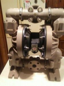 Aro Ingersoll Rand 6661t3 311 c 1 5 Double Diaphragm Pump 100gpm 2 Available