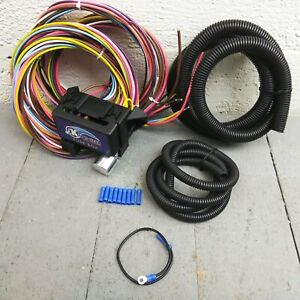 Wire Harness Fuse Block Upgrade Kit For 1988 1999 Bmw 3 Series Hot Rod