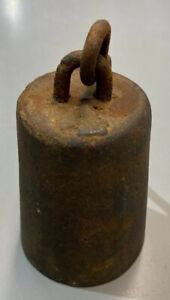 Antique Cotton Scale Pea Weight 4 4 Pounds Agriculture