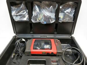 Snap On Modis Eem300 Diagnostic Scan Tool Ver10 4 With Attachments