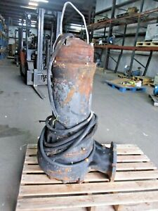 Sulzer 8 Submersible Pump 3219 Gpm 128806j Used