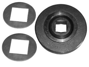 Boom End Roller Assembly 2 Spacers 531384 117598 Fits Case Trencher