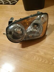 2004 2005 Subaru Wrx Sti Driver Side Hid Headlight