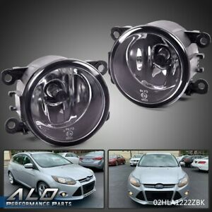 2 Fog Light Lamp Replacement For 2011 2012 13 2014 15 Ford Explorer 4f9z15200aa