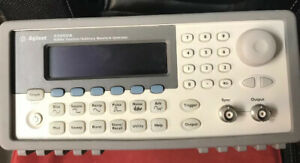Agilent Function Arbitrary Waveform Generator 33250a Us40001556 tested
