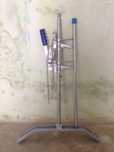 Orignal High Qualitychampion Calf Puller Ratchet For Delivery Of Cattle Birthing