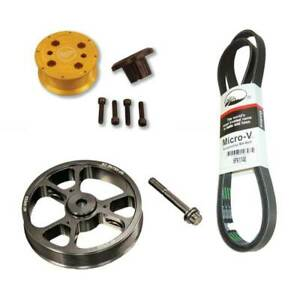 M7 Speed Gen 1 Mini Cooper 20 Overdrive Supercharger Pulley Kit Free Shipping