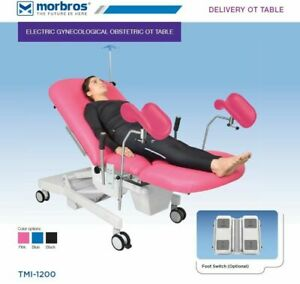 Electric Gynecological Obstetric Ot Table Operation Delivery ffg