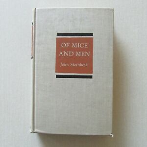 Of Mice And Men By John Steinbeck Second State 1st Ed Covici Friede 1937