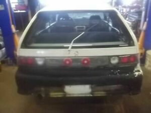 Engine 1 6l Vin 1 6th Digit 5 Door Fits 86 87 Integra 368567