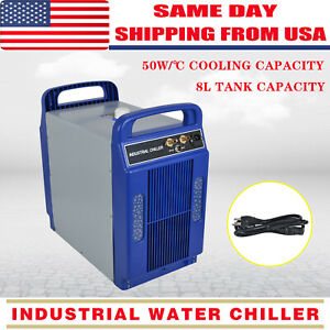 110v Industrial Water Chiller Cw 3000 For Cnc Laser Engraver Engraving Machines