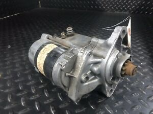 Ty 28100 20552 84 Starter 281002055284 Toyota Forklift Used Parts