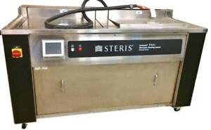 Steris Caviwave Pro Ultrasonic Cleaning System Cleaner dryer