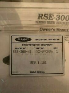 New Faraday Rse 300 Remote Signal Expander 2 Avail 1 Yr Protection Plan Inc