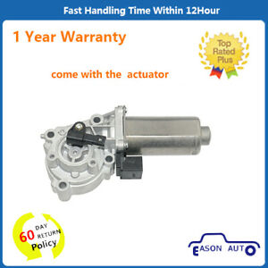 Transfer Case Shift Actuator For Bmw Shift Motor With Sensor 27107566296 600 932