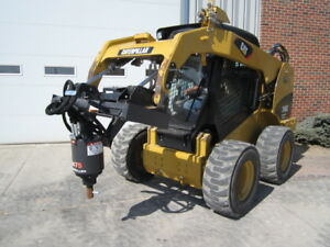 Mcmillen Skid Steer Loader X1475 Auger Drive Unit Attachment 10 25 Gpm