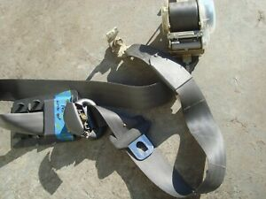 1992 93 94 Toyota Pickup Extended Cab Gray Seat Belt Right Front Retractor