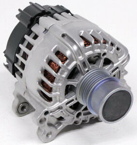 04e 903 024 f Oem Volkswagen Golf 1 4l 150 Amp Standard Duty Alternator