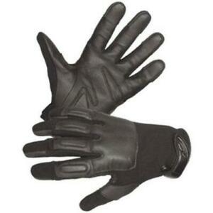 Hatch Hgsp100 l Defender Ii Gloves Steel Shot Black Leather Large