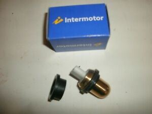 New Lucas Radiator Fan Switch 77 80 Mgb 75 81 Tr7 With Upgraded Seal