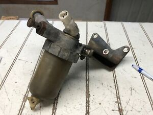 Toyota Pickup Truck 2 2 Diesel Fuel Filter With Bracket 81 82 83
