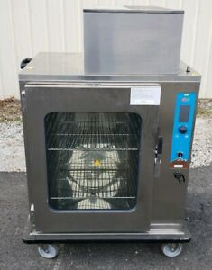 Moduline Refrigerated Regeneration Cook And Hold Oven Chiller On Wheels