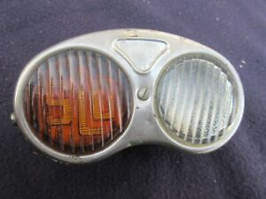 Vintage Original Accessory Model T Ford Auto Slo Brake Backup Light Lamp