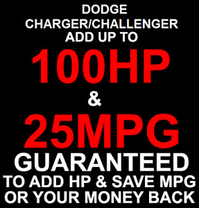 Dodge Charger Challenger Hemi 3 5 5 7 6 1 Performance Chip Save Fuel Add Power
