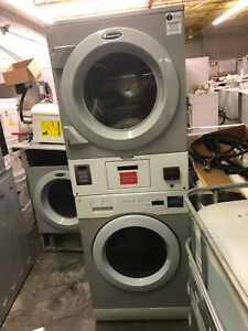 Wascomat Crossover Stacked Washer Dryer